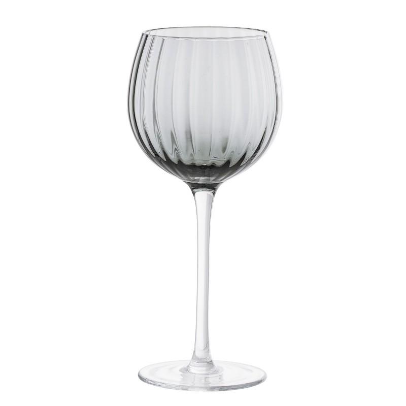 Rødvinsglas 75 cl. af polycarbonat køber du hos